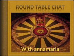 Chat with AnnaMaria with Louis Kirby