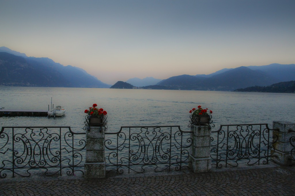 Vacation photos from Lake Como, Italy